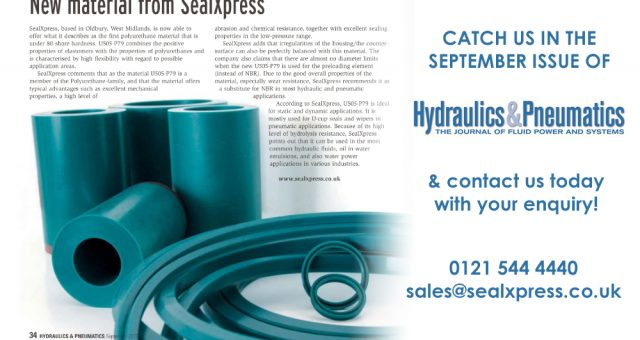 Hydraulic & Pneumatics magazine