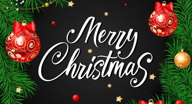 Merry Christmas 2018!
