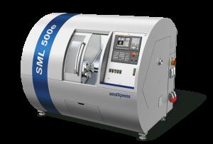 SealXpress on-site CNC machine
